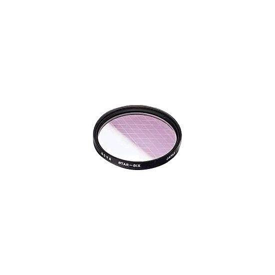 Hoya STAR-SIX - filter - stjerneeffekt - 72 mm