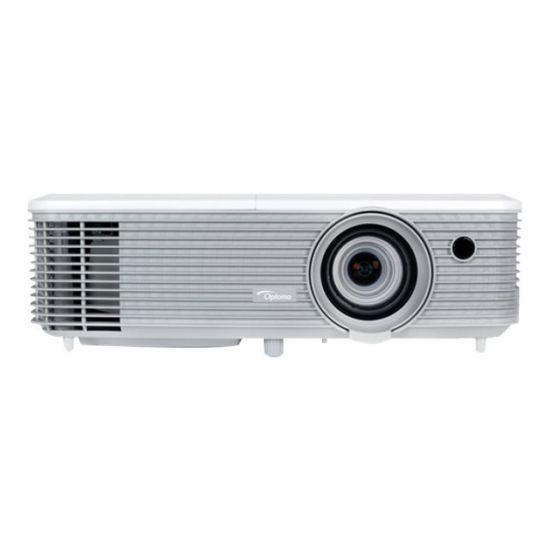 Optoma EH400+ - DLP-projektor - bærbar - 3D