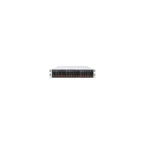 Supermicro A+ Server 2122TG-H6RF - rack-monterbar - uden CPU - 0 MB - 0 GB