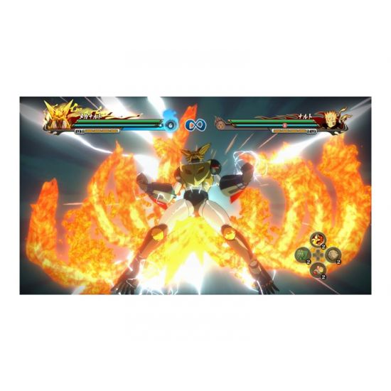 Naruto Shippūden Ultimate Ninja Storm Revolution - Microsoft Xbox 360