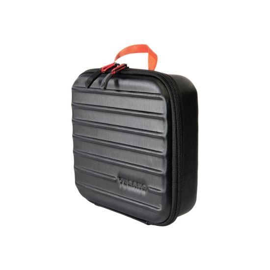 Tucano HardShell Case Scudo Medium - hårdt hylster for camcorder / accessories