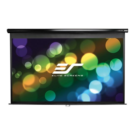 Elite Screens Manual Series M100XWH - projektionsskærm - 100 tomme ( 254 cm )