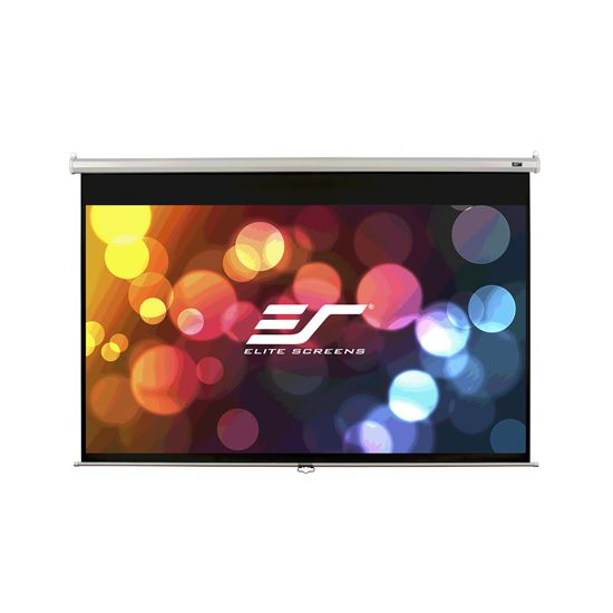 Elite Screens Manual Series M100XWH - projektionsskærm - 100 tommer (254 cm)