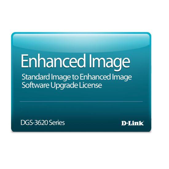 D-Link Enhanced Image - produktopgraderingslicens