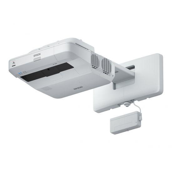 Epson EB-1460Ui - 3LCD-projektor - 802.11b/g/n wireless / LAN / Miracast