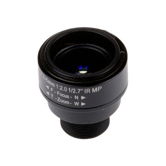 AXIS CCTV objektiv - 2.8 mm - 6 mm