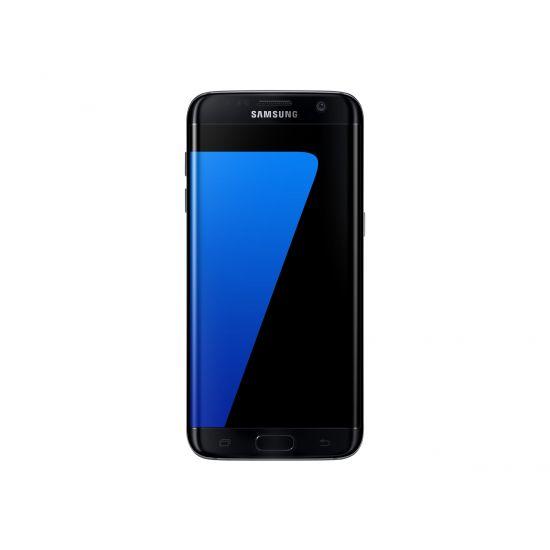 Samsung Galaxy S7 edge - SM-G935F - sort - 4G HSPA+ - 32 GB - TD-SCDMA / UMTS / GSM - smartphone
