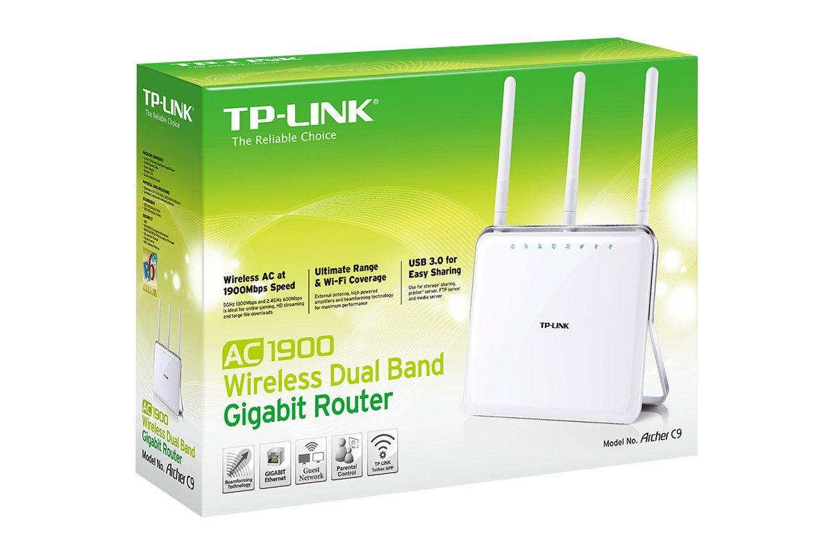 TP-Link ARCHER C9 AC1900