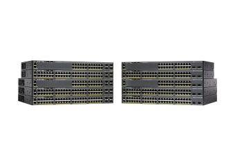 Cisco Catalyst 2960X-24PD-L