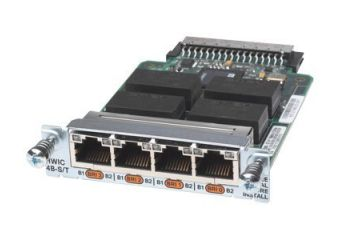 Cisco High-Speed 4-Port ISDN BRI S/T