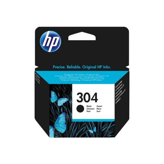 HP 304 - sort - original - blækpatron