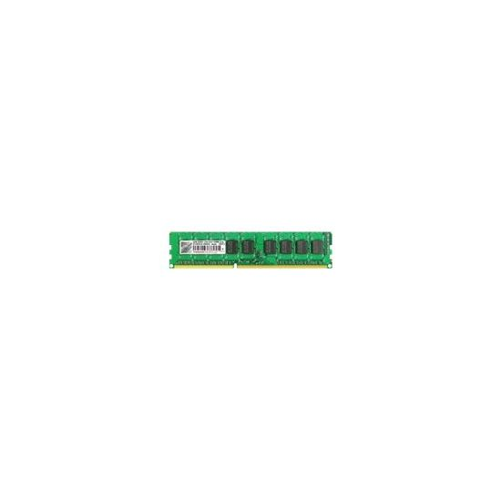 Transcend &#45 4GB &#45 DDR3 &#45 1333MHz &#45 DIMM 240-pin - ECC - CL9