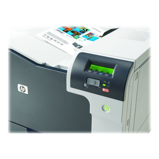 HP Color LaserJet Professional CP5225n - printer - farve - laser