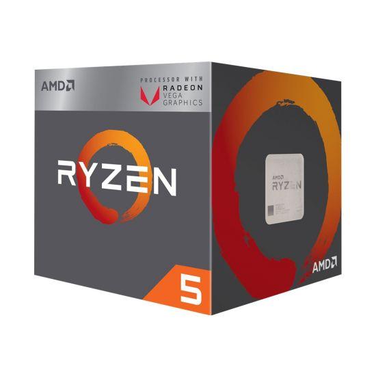 AMD Ryzen 5 2400G / 3.6 GHz Processor - AM4