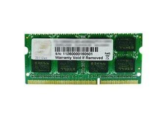 G.Skill SQ Series &#45 16GB: 2x8GB &#45 DDR3 &#45 1333MHz &#45 SO DIMM 204-PIN