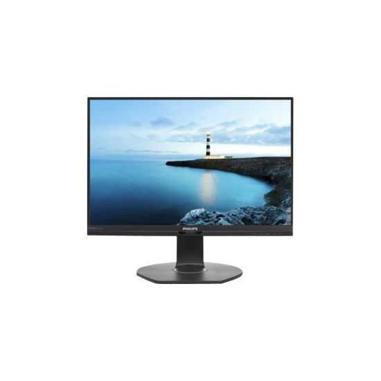 "Philips Brilliance B-line 240B7QPJEB &#45 WLED 24"" IPS 5ms - 1920x1200 ved 60Hz"
