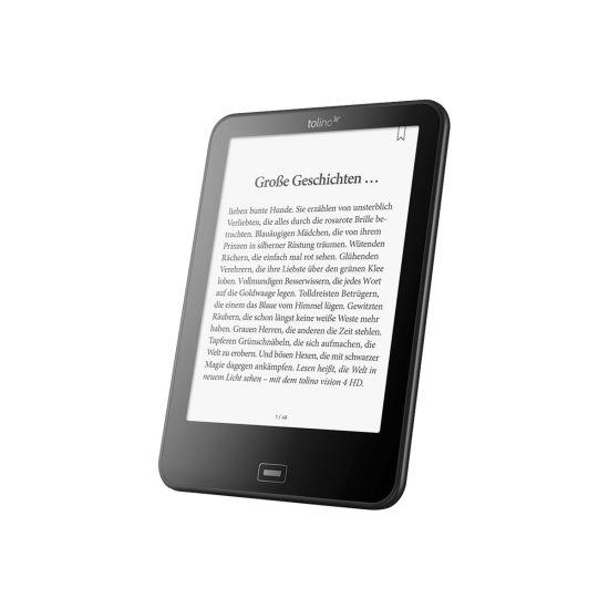 "Tolino Vision 4 HD - eBook læser - 8 GB - 6"""