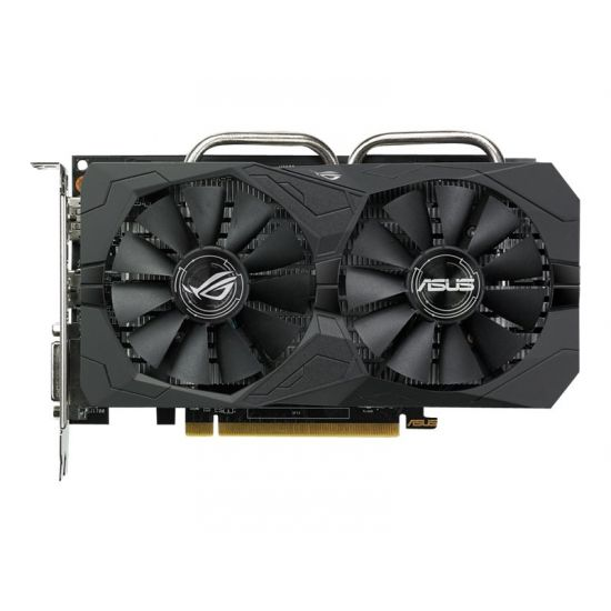 ASUS ROG STRIX-RX460-O4G-GAMING &#45 AMD Radeon RX460 &#45 4GB GDDR5 - PCI Express 3.0 x16