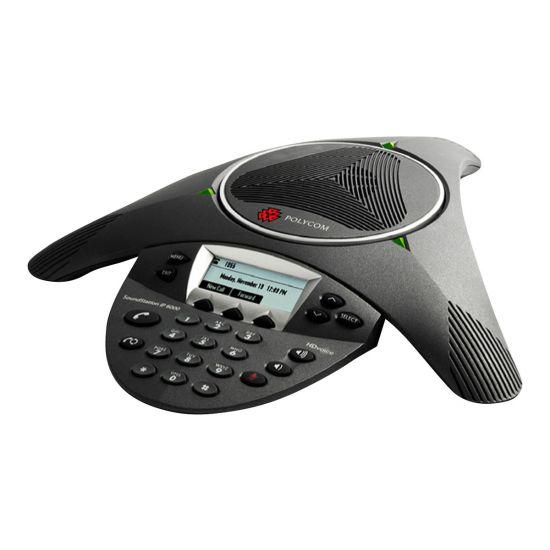 Polycom SoundStation IP 6000 - VoIP-telefon til konferencer