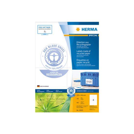 HERMA Special - adresseetiketter - 400 stk. - A6