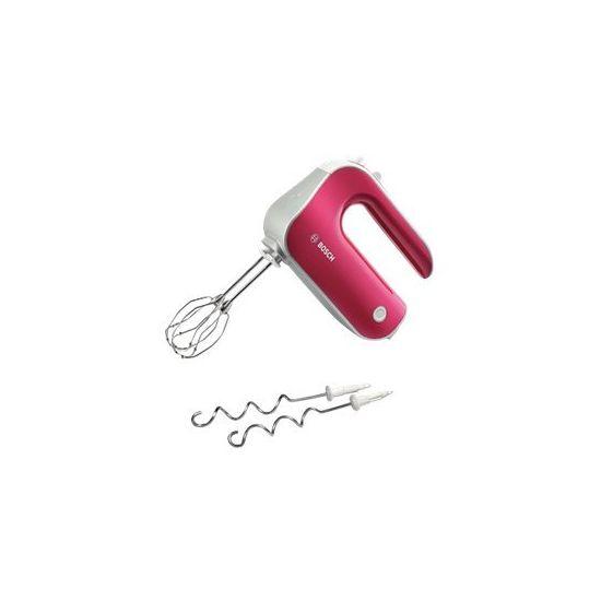 Bosch MFQ40304 - håndmixer - rød diamant/sølv