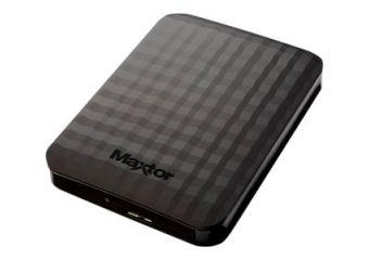 Maxtor M3 STSHX-M201TCBM &#45 2TB