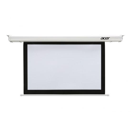 Acer E100-W01MW - projektionsskærm - 100 tommer (254 cm)