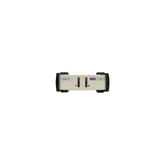 ATEN CubiQ CS82U - KVM switch - 2 porte