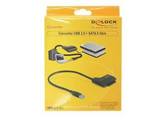 DeLOCK Converter USB 3.0 to SATA