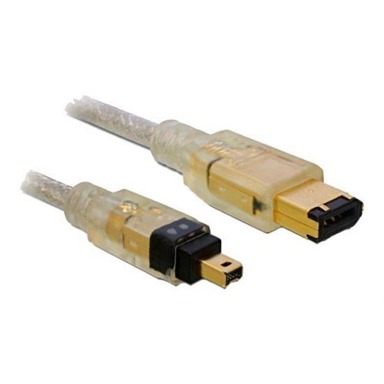 DeLOCK IEEE 1394 kabel - 2 m