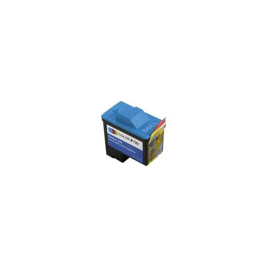 Dell Color Print Cartridge - farve (cyan, magenta, gul) - original - blækpatron