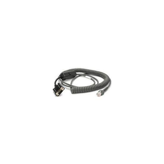 Symbol serielt kabel - 3.7 m