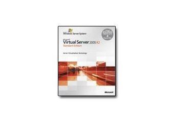 Microsoft Virtual Server 2005 R2 Standard Edition