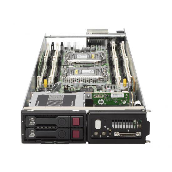 HPE ProLiant XL450 Gen9 - indstikningsmodul - uden CPU - 0 GB - 0 GB