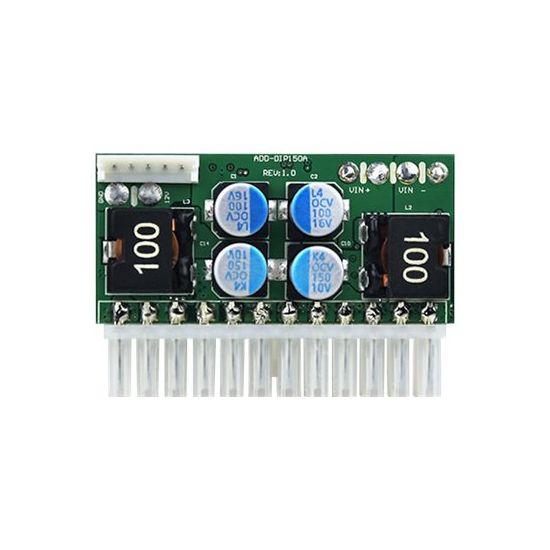 Streacom Nano160 Fanless &#45 strømforsyning &#45 160W