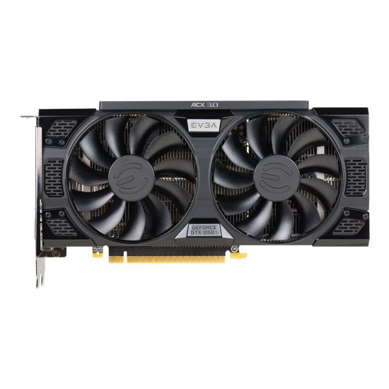 EVGA GeForce GTX 1050 Ti SSC GAMING ACX 3.0 &#45 NVIDIA GTX1050Ti &#45 4GB GDDR5 - PCI Express 3.0 x16