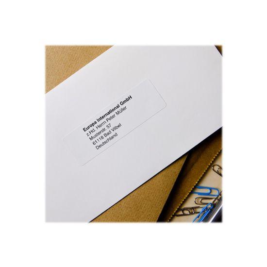 Brother DK-11201 - adresseetiketter - 400 etikette(r) - 29 x 90 mm