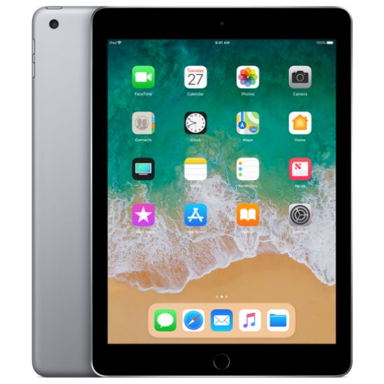 "Apple iPad 9.7"" Wi-Fi (6. gen) 32GB Space Gray"