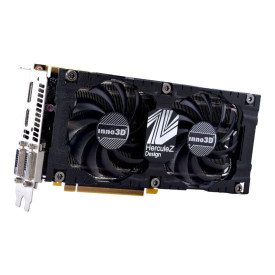 Inno3D GeForce GTX 1070 X2 V3 &#45 NVIDIA GTX1070 &#45 8GB GDDR5 - PCI Express 3.0 x16
