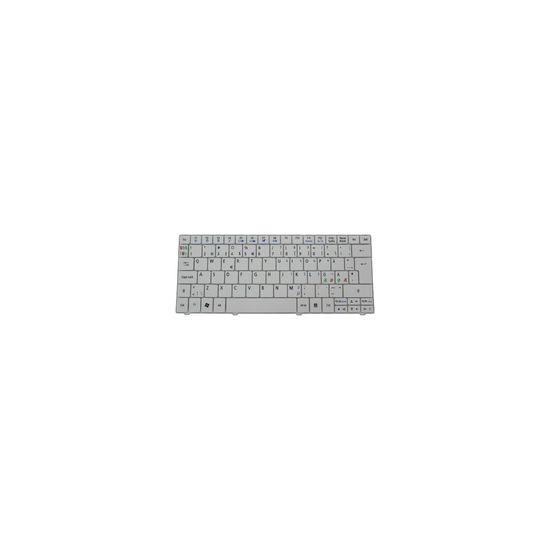 Acer - tastatur - Nordisk - hvid
