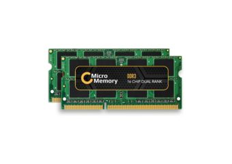 MicroMemory &#45 8GB: 2x4GB &#45 DDR3 &#45 1066MHz &#45 SO DIMM 204-PIN