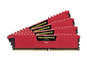 Corsair Vengeance LPX &#45 16GB: 4x4GB &#45 DDR4 &#45 2400MHz &#45 DIMM 288-PIN