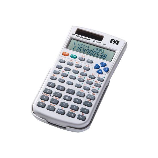 HP 10s+ - videnskabelig regnemaskine