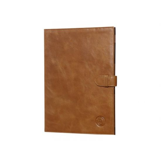 D. Bramante 10.1´´ Folio til Galaxy Note i Gylden tan Læder