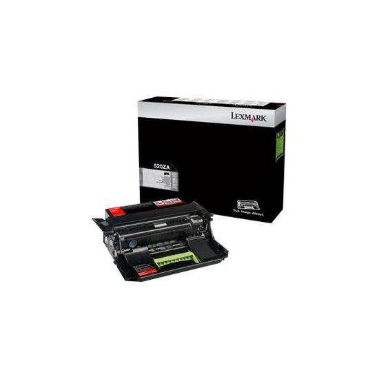 Lexmark 520ZA - sort - original - printer-billedenhed - LCCP