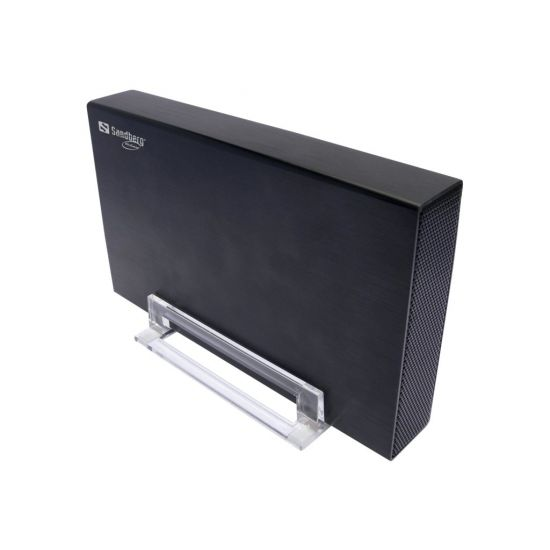 Sandberg USB 3.0 Hard Disk Box 3.5'' - lagringskontrol - SATA 3Gb/s - USB 3.0