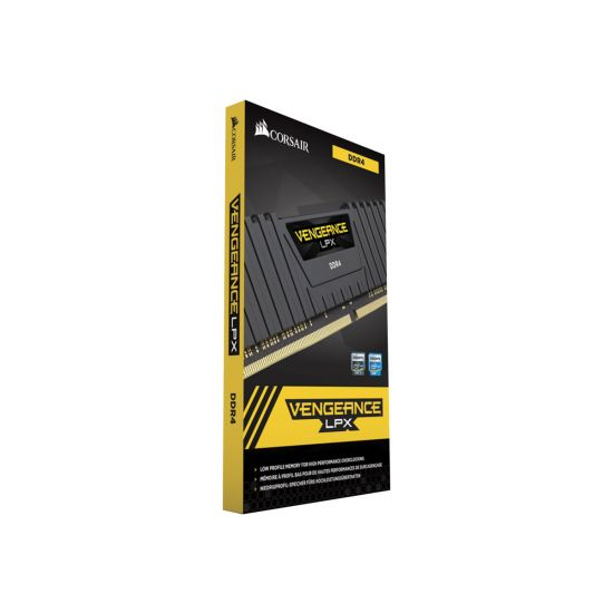 CORSAIR Vengeance LPX &#45 16GB: 2x8GB &#45 DDR4 &#45 3000MHz &#45 DIMM 288-PIN