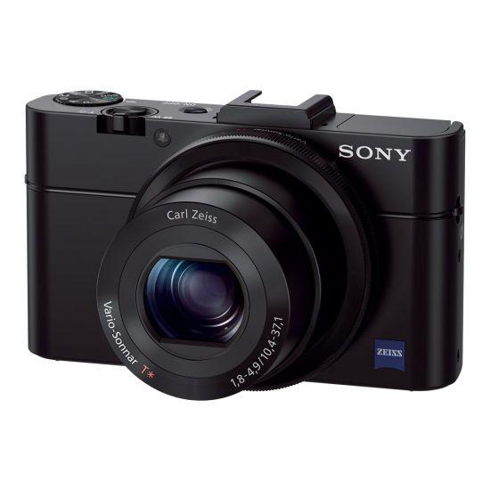 Sony Cyber-shot DSC-RX100 II - digitalkamera - Carl Zeiss