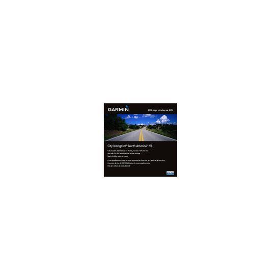 MapSource City Navigator NT Canada - GPS-software