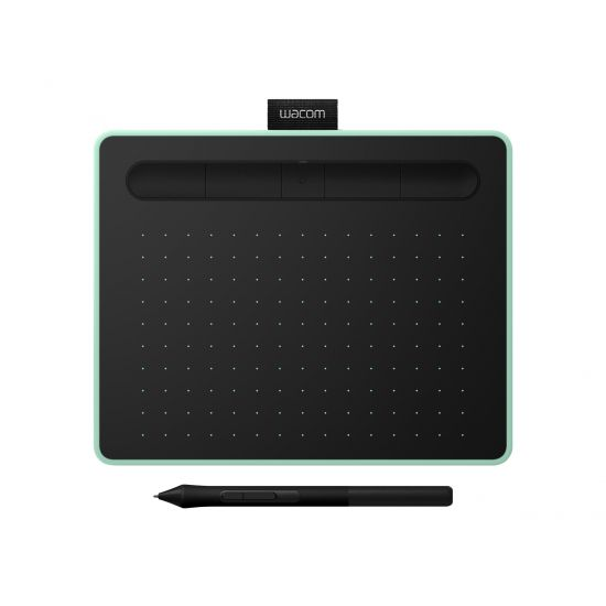 Wacom Intuos Digitizer Pen & Bluetooth Small Pistachio